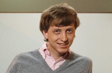 رحلة نجاح بيل غيتس مؤسس مايكروسوفت