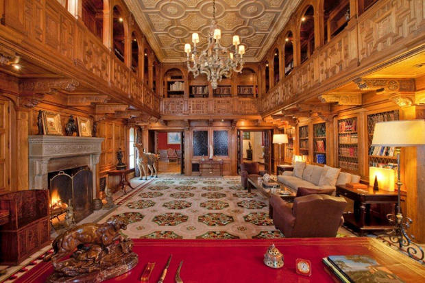 جولة قصيرة داخل قصر أغنى رجل أعمال بالعالم بيل غيتس