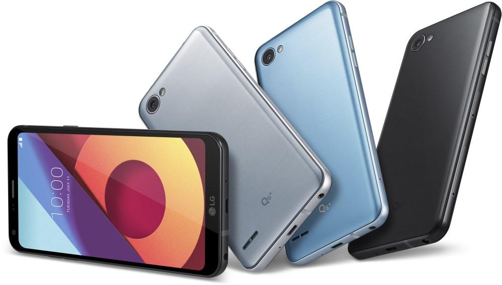 هاتف LG Q6 الجديد