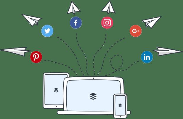 تطبيق Buffer لكل مسوق إلكتروني