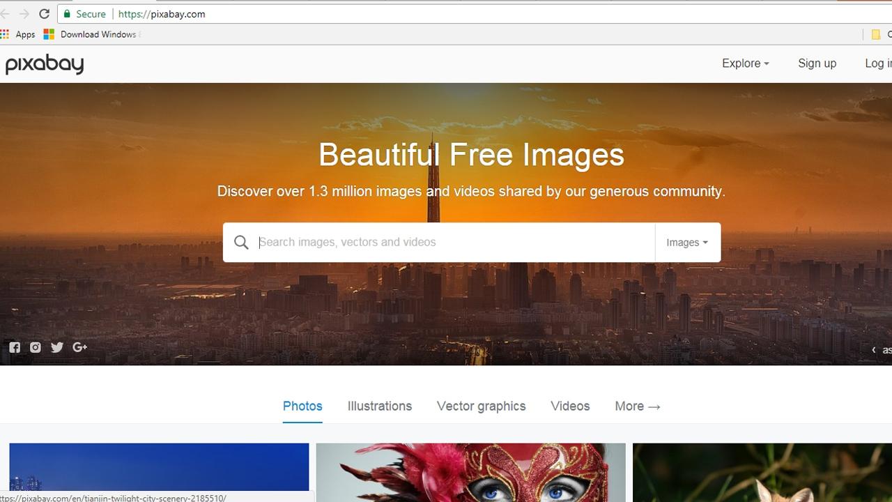 أفضل مواقع صور عالية الجودة إليك أكثر من موقع تحميل صور عالية الجودة