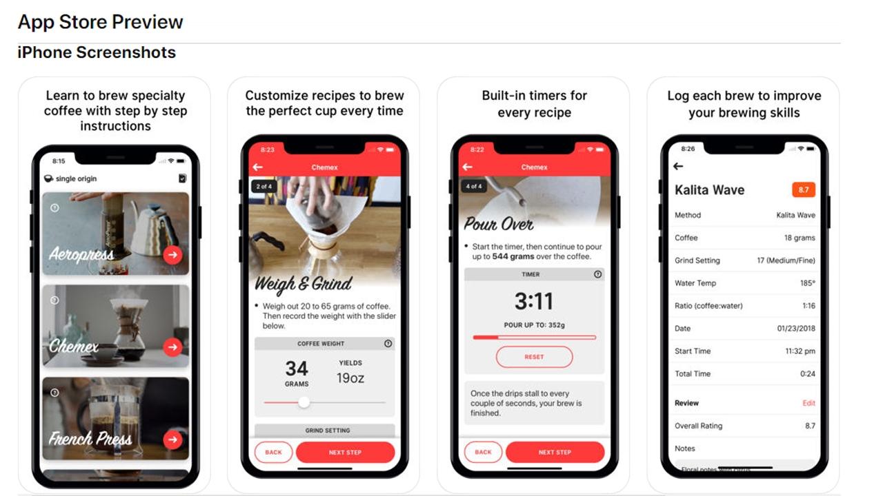 مجموعة من أفضل تطبيقات الأيفون في (2018)