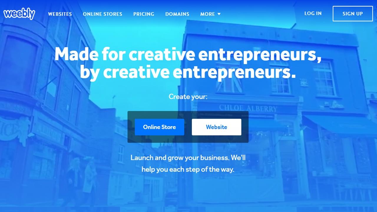 لإنشاء موقع الكتروني مجاني تعرف على أفضل المنصات التي تسمح لك بإنشاء موقع مجاناً