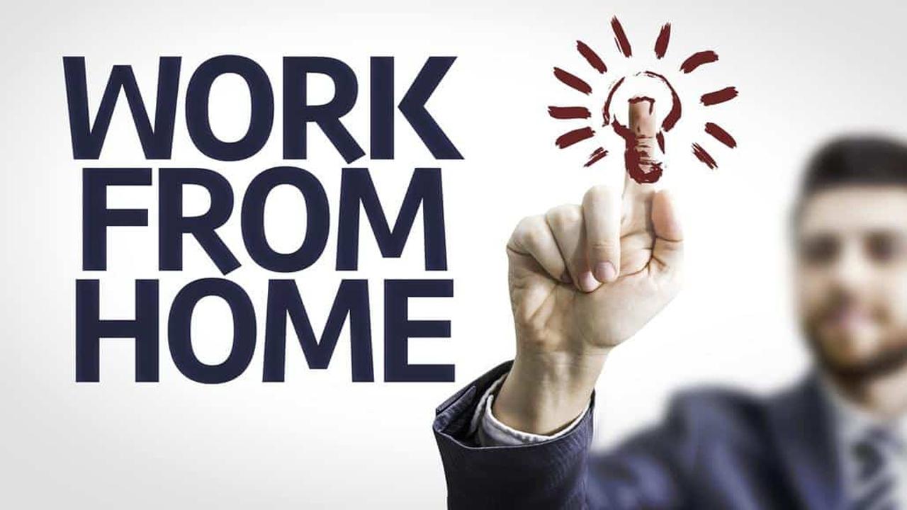 ما هي الوظائف المطلوبة للعمل من المنزل عبر الانترنت