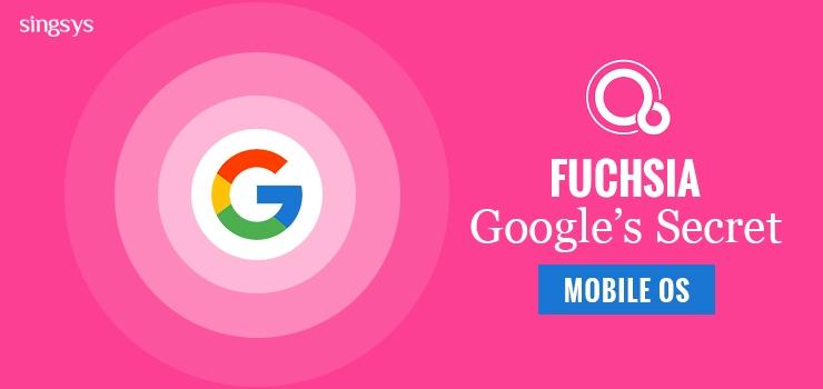 نظام فوشيا الجديد من جوجل