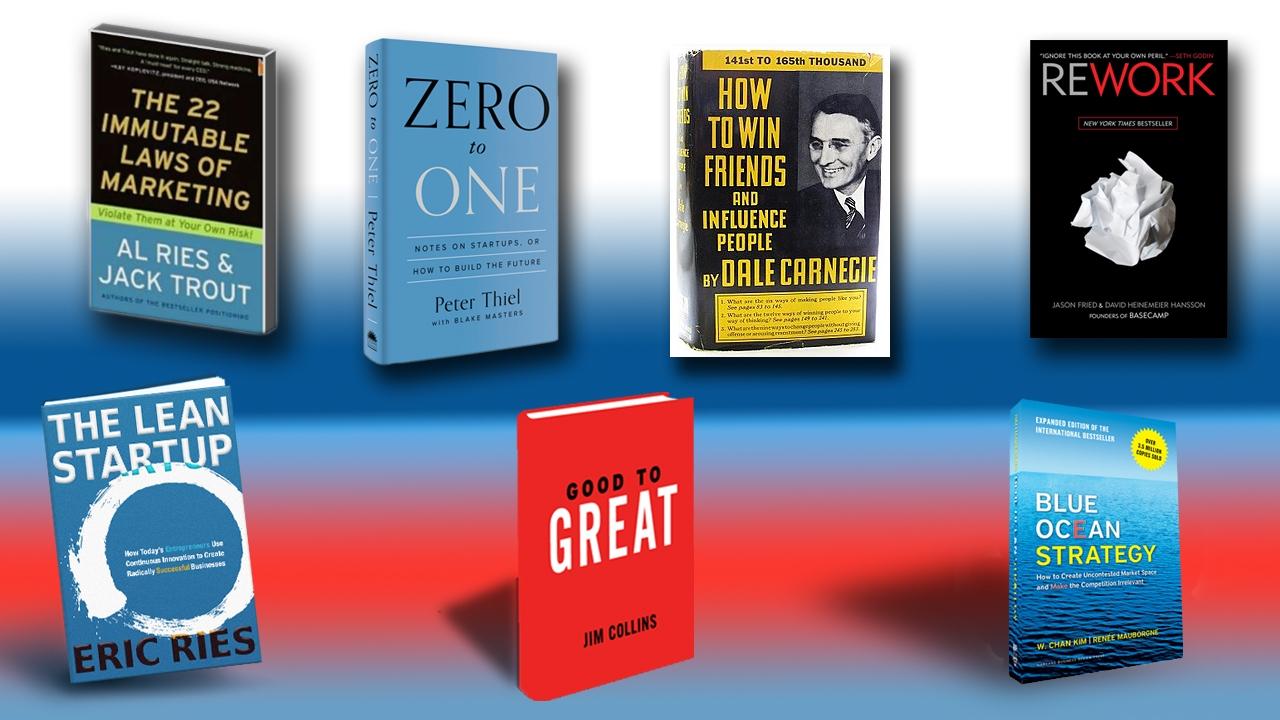أهم كتب إدارة المشروعات التي سوف تساعدك في إدارة مشروعك بنجاح