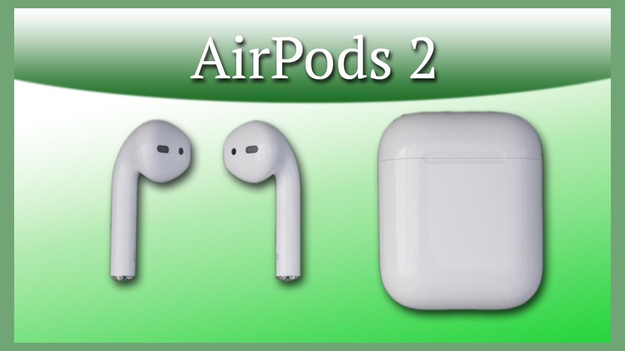 آبل تعلن عن سماعات AirPods 2 تعرف على مميزاتها وسعرها