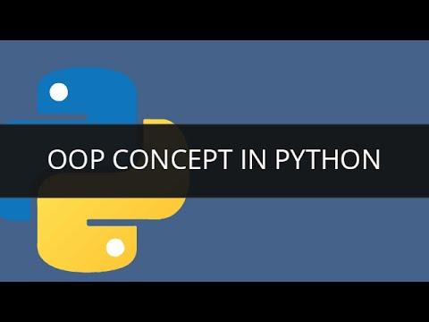 البرمجة كائنية التوجه في Python