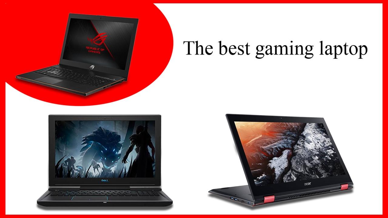 لمحبي الألعاب تعرفوا على أفضل أجهزة Laptop المخصصة لذلك