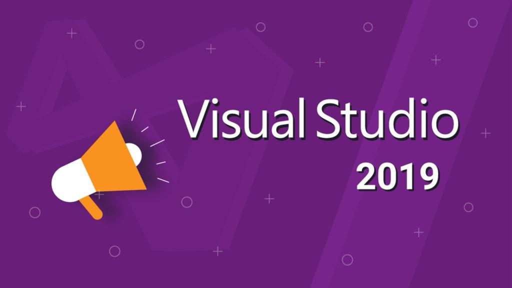 مايكروسوفت Visual Studio 2019