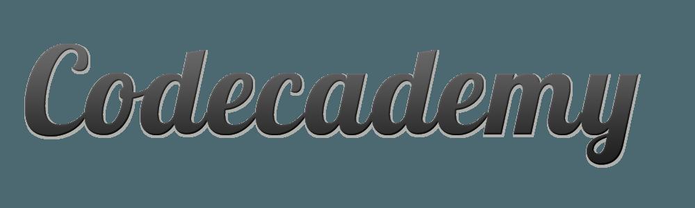 تعلم البرمجة في codecademy